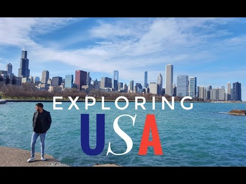 Exploring USA by Dush Vyas  | BOSTON | CHICAGO | PHILADELPHIA | Top Attractions | Travel Vlog