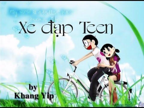 Xe đạp teen-Doraemon Music Video