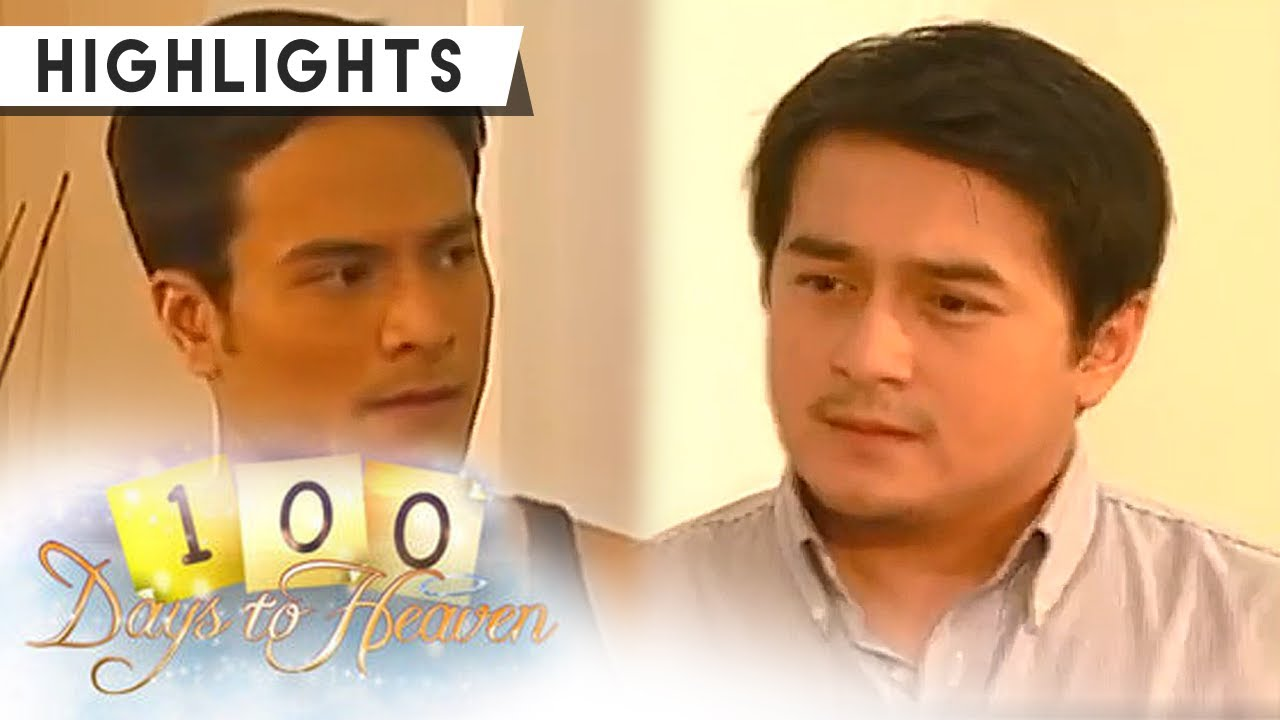 Bobby asks Bart why he broke up with Jessica | 100 Days To Heaven
