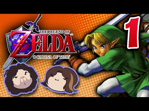 Zelda Ocarina of Time: Oh That Ganon! - PART 1 - Game Grumps