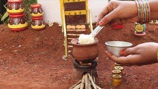Miniature Bakrid Special  Mutton Dum Biryani | Mutton Dum Biryani Recipe | Miniature Cooking #21