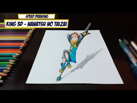 Drawing king 3d nanatsu no taizai the download hd torrent for 3d drawing online no download