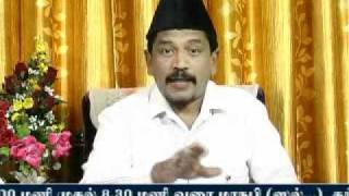 MaaNabi (Sal) avargal thantha Unmai Islam Ep:91 Part-1 (17/4/2011)