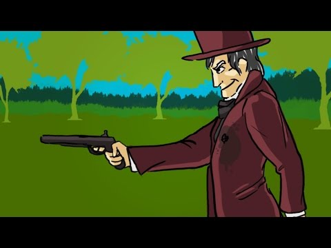 Andrew Jackson: Serial Duelist