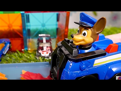 Paw Patrol Toys - Race Cars For Children - Race Cars - Big Cars - Big Trucks For Kids
