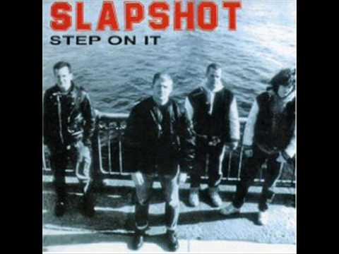 Slapshot - Hang Up Your Boots