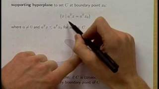 Lecture 2 | Convex Optimization I (Stanford)