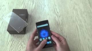 Cubot S600 распаковка //Author// (unboxing)