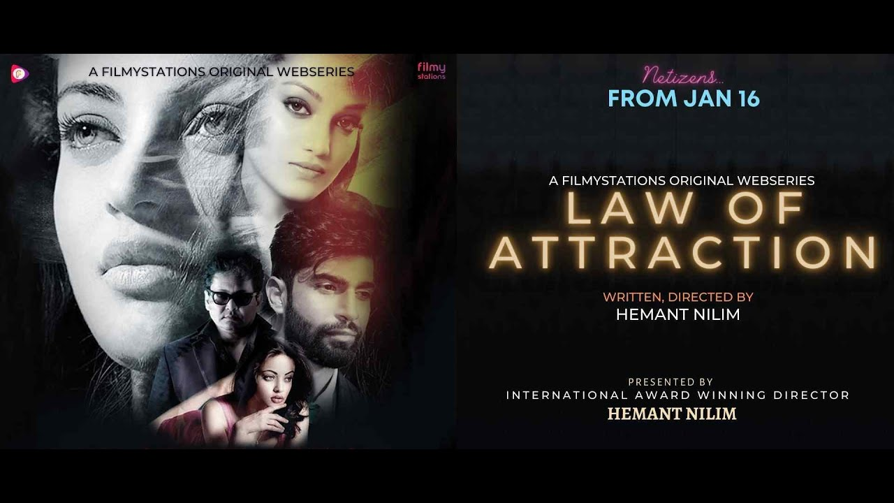 Download Law of Attraction Web Series | Official Trailer  | Sneha Ullal with FilmyStations | Hindi Web Series