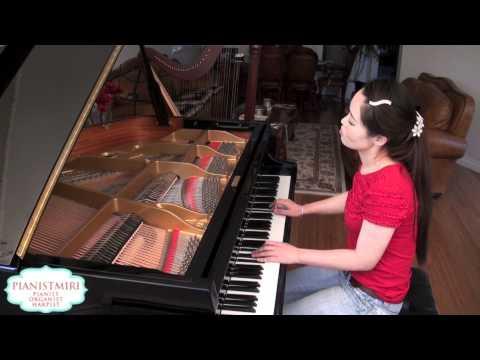 One Republic - Secrets | Piano Cover by Pianistmiri