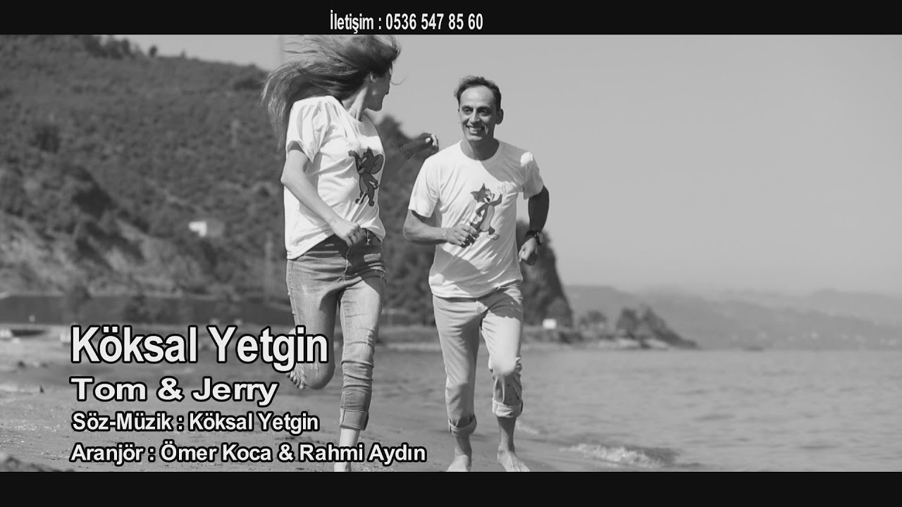 Köksal Yetgin - Tom & Jerry 2020 Video Klip