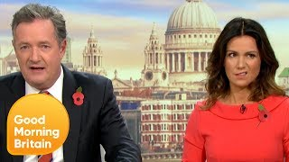 Ofcom Clears Piers for His Views on Gender | Good Morning Britain
