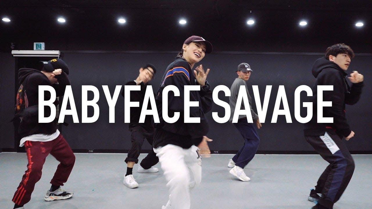 Babyface Savage - BHAD BHABIE ft  Tory Lanez / Karin Choreography