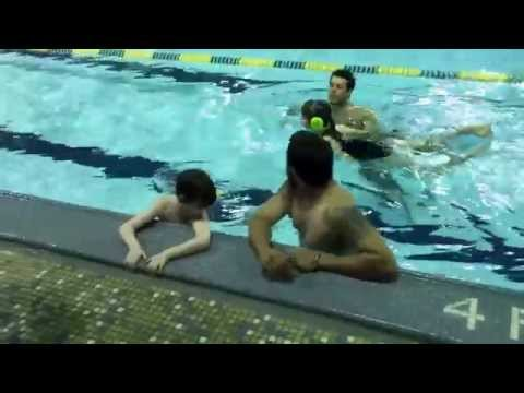 Swimming for Oasis Day School