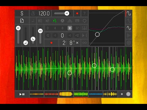 SAMPLR - Multi-Touch Sampler - UPDATED - iPad Live Tutorial & Demo