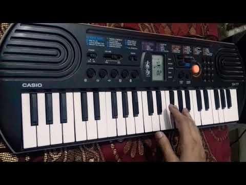 Aye Mere Watan Ke Logon l Piano Cover