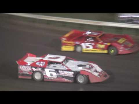 IMCA Late Model B-Main 1 Farley Speedway 9/1/16