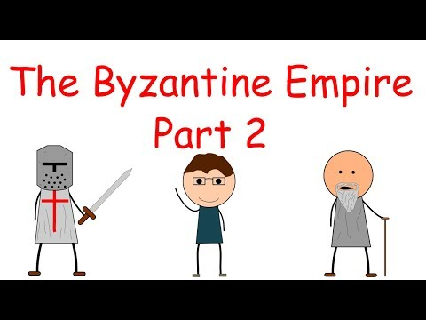 Byzantine Empire Part 2