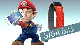 Mario auf dem iPhone?! Identitätsdiebstahl und iWatch! GIGA Bits