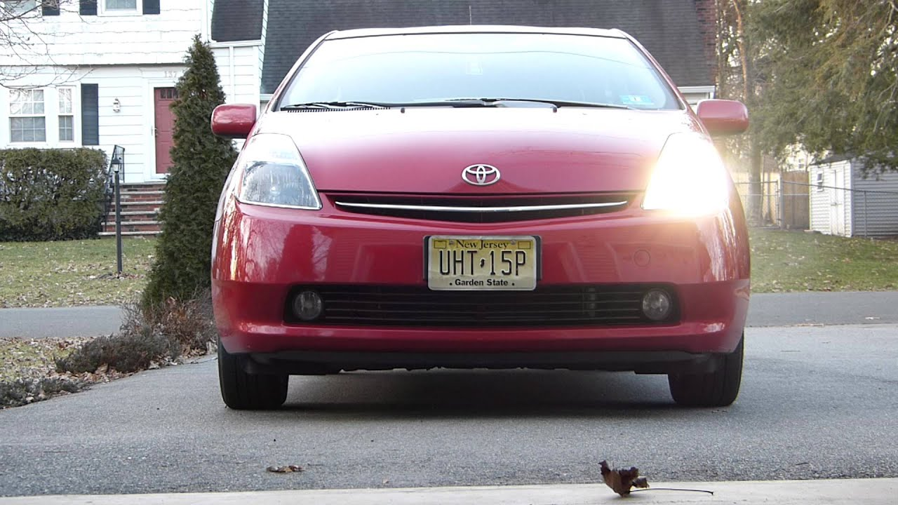 Toyota Prius Headlights Go Out