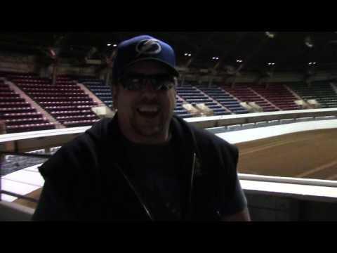 Matt Avery Interview W/David Fuller at Will Rogers Coliseum Teaser