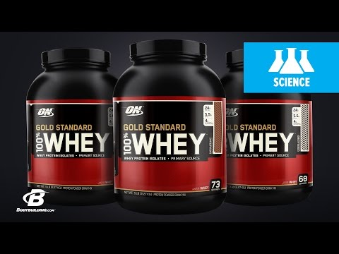 Optimum Nutrition Gold Standard Whey | Science-Based Overview