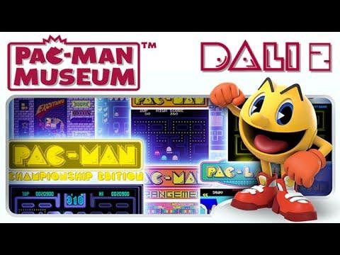 PAC-MAN Museum PC Gameplay FullHD 1080p