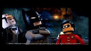 LEGO Batman: 3 Beyond Gotham - Level 2: Breaking BATS! (Robin and Alfred)