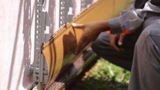 ЦОМ Система крепления фасадов для сайдинга Альта-профиль