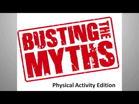 Physical Activity: Making Sense of Current Research, Persistent Myths, and Common Barriers
