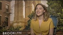 BROOKLYN interviews - Saoirse Ronan, Emory Cohen, Domhnall Gleeson