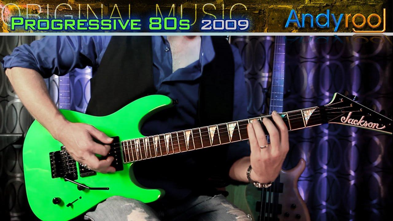 Andrew Scott Progressive 80s