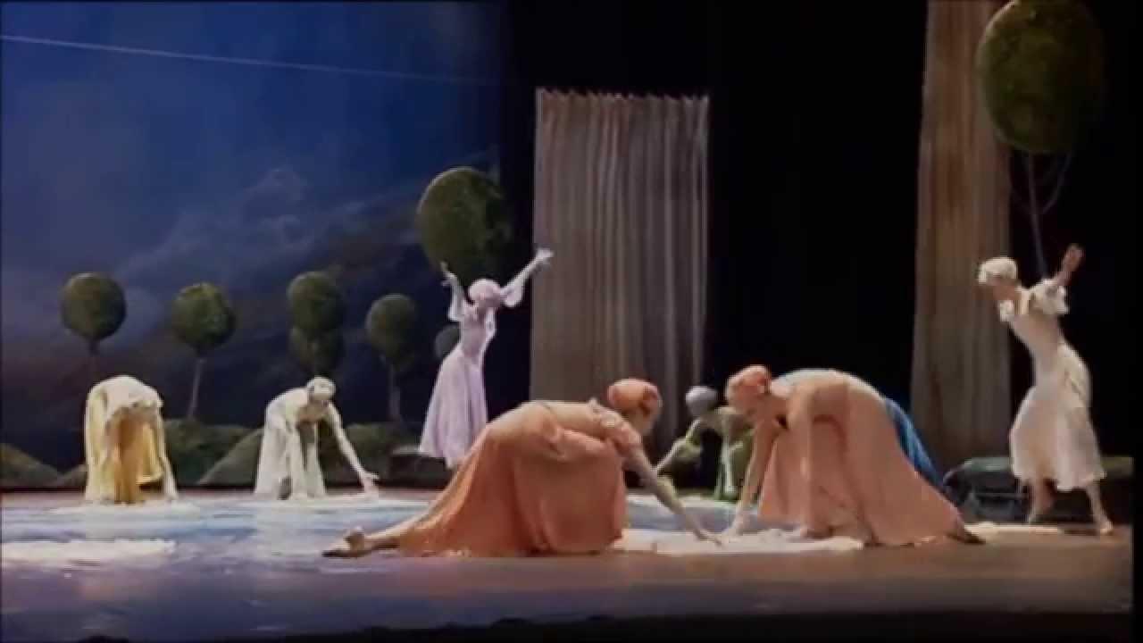 Vladimír Franz: Zlatovláska / Goldilocks (ballet)
