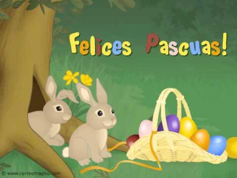 Postales animadas gratis de pascuas