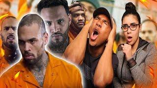 Joyner Lucas & Chris Brown - I Don't Die REACTION 🔥 LOGIC DISS 🤔? and BETTER THAN STRANGER THINGS?