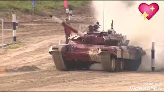 Army games 2019: Đội Tank Việt Nam thi đấu xuất sắc, vươn lên tốp đầu cuộc thi Tank Biathlon 2019.