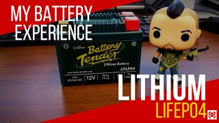 My One Year Experience with Battery Tender - Lithium/LiFePo4/LiPo Battery