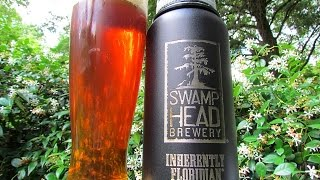Big Nose IPA:  Swamp Head Brewery - Catchin