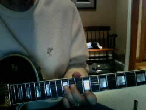Eagles - Peaceful Easy Feeling -Lead Guitar Lesson - YouTube