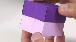 How To Make Your Own Paper Box