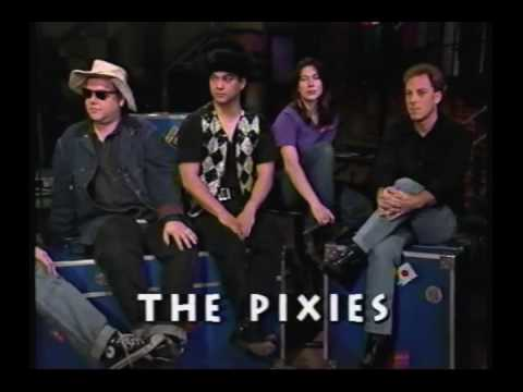 Pixies.- Live & Interview (MTV 120 Minutes 1991)