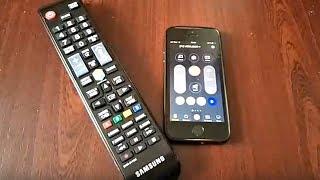как сделать из телефона пульт для телевизора