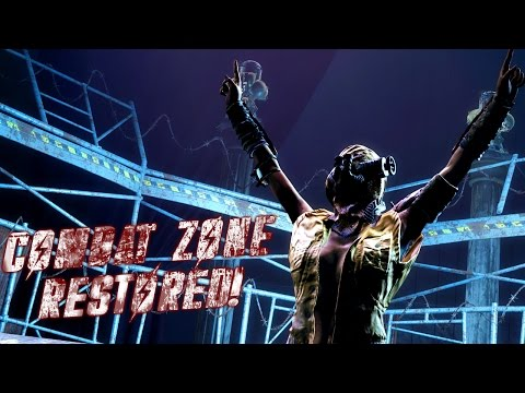 Fallout 4 Quest Mods: Combat Zone Restored!