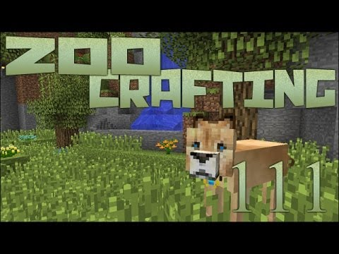 Building bear caves zoo crafting episode 111 youtube for Crafting and building 2