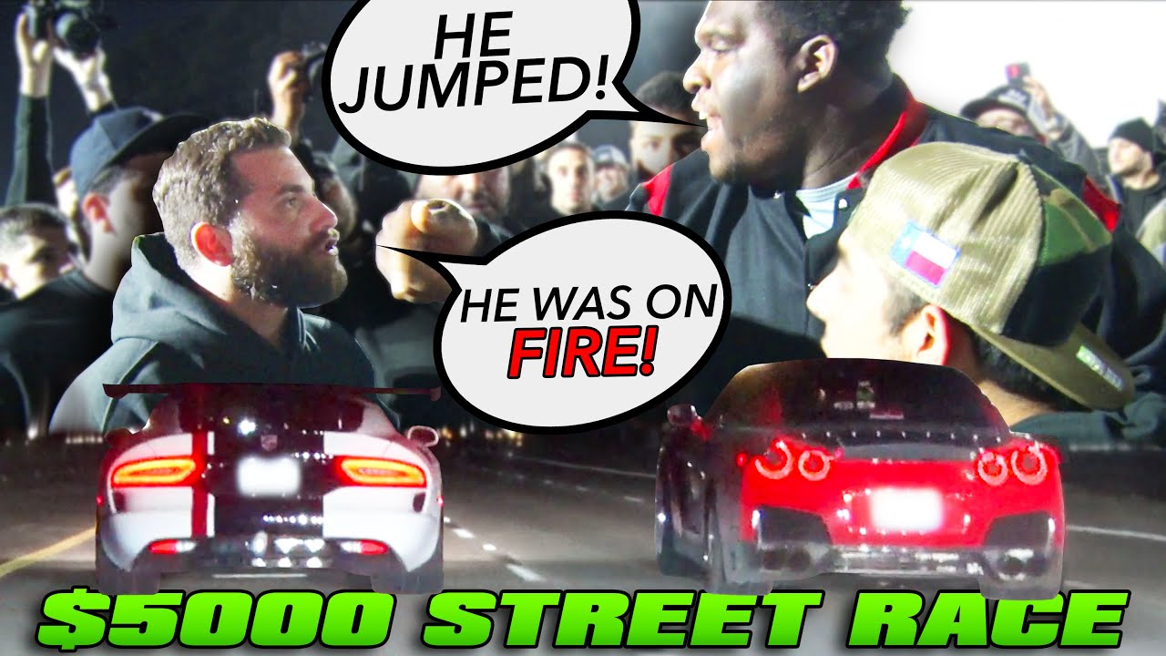 Texas Street Racing (Controversy, Money, & FAST cars!)