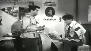 Mira a Cantinflas el peluquero