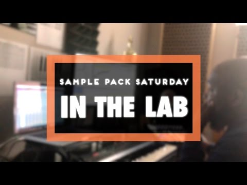 [In The Lab] Beat Making With Maschine Masters Sample Pack Saturday 239