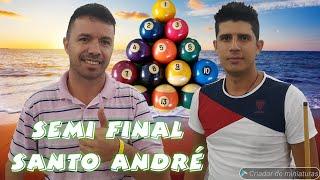 Cassiano x Tiago semi Final Torneio de Santo André