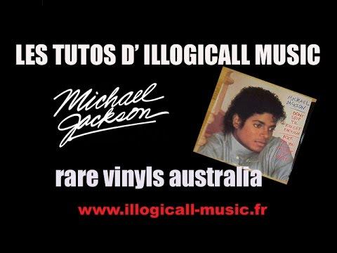 michael jackson collection -les maxi vinyles australien by illogicall-music.fr