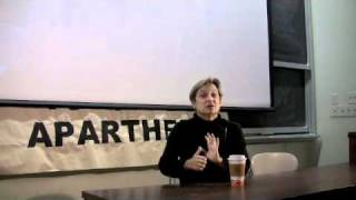 Judith Butler speaks about BDS at Toronto